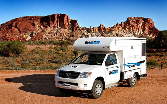 Wil jij een camper reserveren voor een vakantie in Australië?